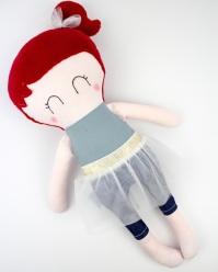 Bambola Carta da Zucchero 1