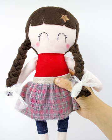 Bambola Natale 2
