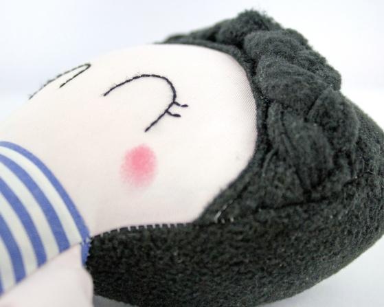 Bambola Righe 3